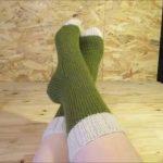 Apprendre tricoter chaussettes facile