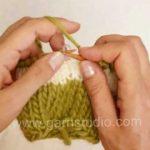 Tricoter en rond sans decalage