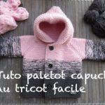 Modele tricot bebe gratuit debutant youtube