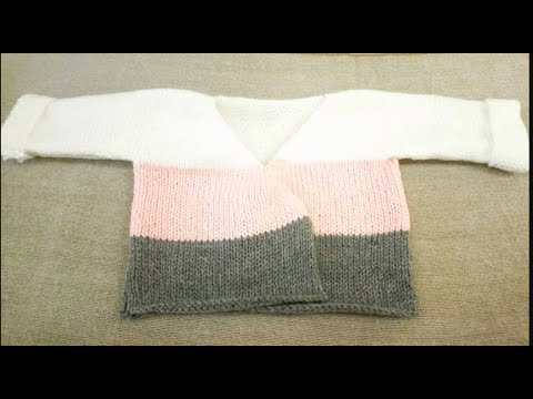 Tricot brassiere 6 mois