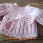 Brassiere préma tricot