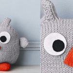 Doudou animaux tricot facile