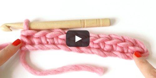 Apprendre tricoter au crochet