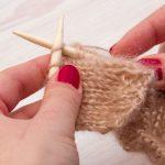 Necessaire tricot debutant