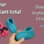 Apprendre tricoter pour bébé