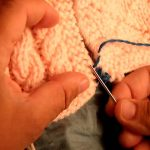 Assemblage tricot facile