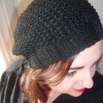 Tricot bonnet femme aiguille 3