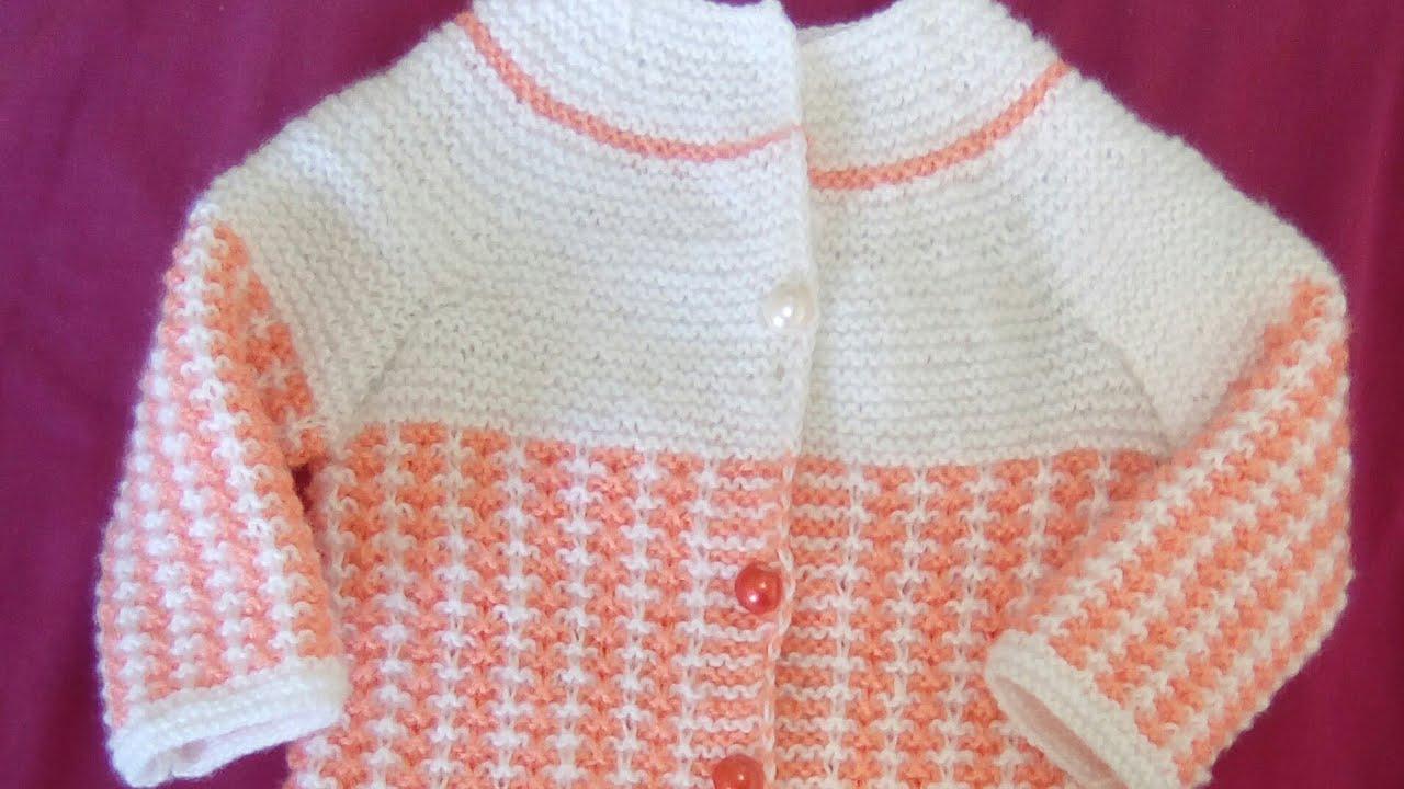 Brassière tricot point ajouré