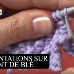 Tricot augmentation sur point mousse