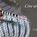 Tricot crochet anglais