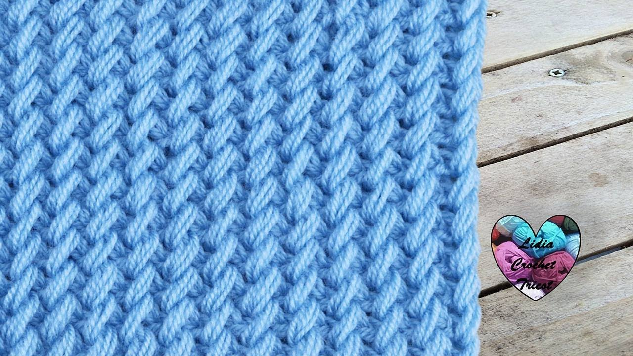 Youtube tricot aiguille