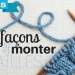 Apprendre tricot pull