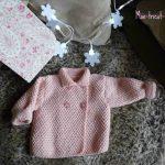 Ensemble tricot bébé gratuit