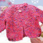 Modele tricot layette debutant gratuit