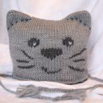 Modele tricot bonnet animaux gratuit