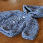 Modele tricot debutant layette