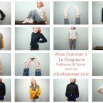 Livre tricot alice hammer