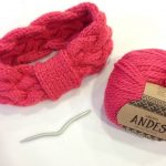 Headband tricot facile