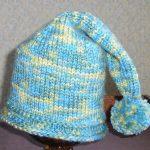 Explication tricot bonnet lutin bébé