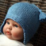 Tuto tricot bonnet bébé garcon