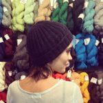 Tricot bonnet aiguille 3.5