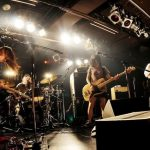 Tricot band live