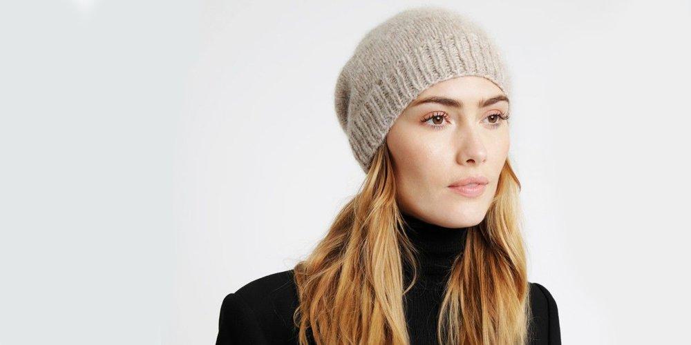 Modele tricot bonnet femme debutant