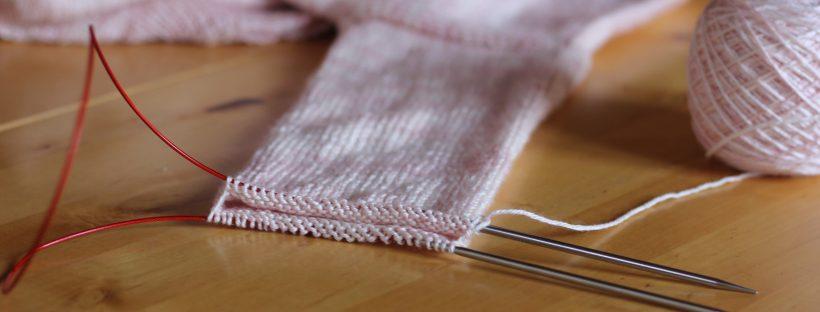 Tricoter en rond chaussettes