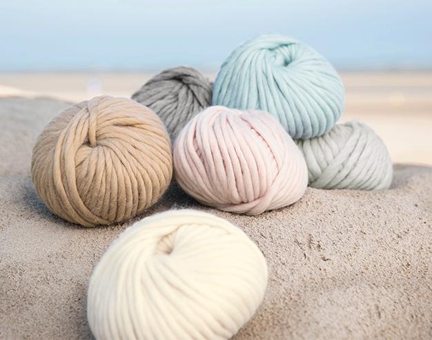 Tricoter avec les mains phildar