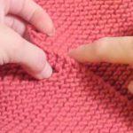 Apprendre tricot bebe