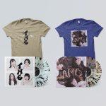 Tricot band vinyl